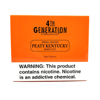4TH GENERATION LIMITED EDITION SMALL BATCH PEATY KENTUCKY ROPE CUT 1.75oz