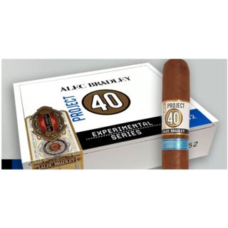 ALEC BRADLEY PROJECT 40 GORDO 20