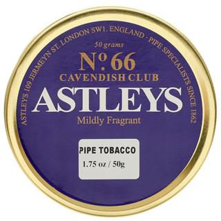 ASTLEYS #66 CAVENDISH CLUB 1.75oz
