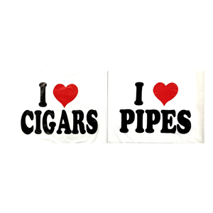 I ♥ CIGARS / PIPES